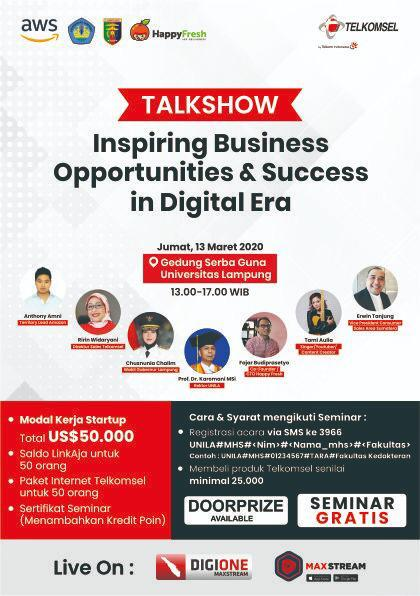 Sumatera Digipreneur Summit